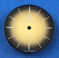 Atlantic 3008 Watch Dial Part 28mm -17 Jewels- Swiss Made -Night Glow dots- #758