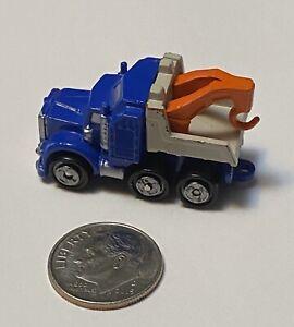 Micro Machines Wrecker Tow Truck