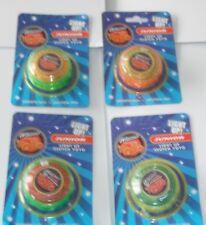 4 x Trick YoYo Yo Yo illuminare MECCANISMO FRIZIONE giocattolo Velocità Palla LED Top Regalo di Natale