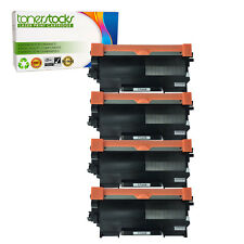 4pk Toner Cartridge High Yield For Brother TN450 MFC-7860DW FAX-2840 2845