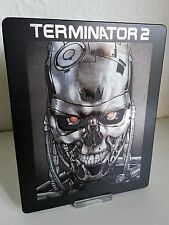 Terminator 2 Tag der Abrechnung Edition Steelbook geprägt Blu ray Judgment Day