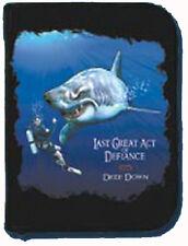 "Log Book Low Profile Mini Binder Scuba Diving Dive Last Act ""Pages FREE"" LB0137"