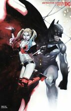 Detective Comics #1027 Nm Cover H Coipel Batman Harley Quinn 9/15 Presale