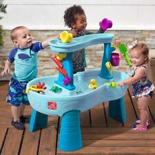 Step2 Sun Shower Water Table Toddler Little Kids Outdoor Play Toy