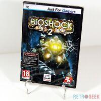Jeu BioShock 2 [VF] sur PC NEUF sous Blister
