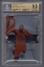 2003-04 UD Glass Shaquille O'Neal Crystal #25 (036/100) BGS 9.5 - POP 1