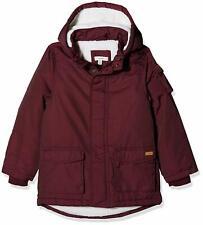 NAME IT Jungen NMMMADOC Parka Jacket Jacke, Rot Port Royale, 104