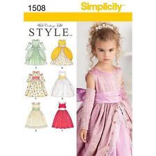 SIMPLICITY COUTURE MOTIF Pour enfant Robe Occasion Spéciale tailles 4 5 6 7 8