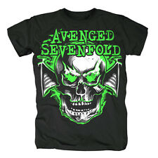 AVENGED SEVENFOLD - Green Envy - T-Shirt - Größe Size M - Neu