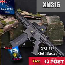 XM316 Gel Blaster - Alloy Barrell