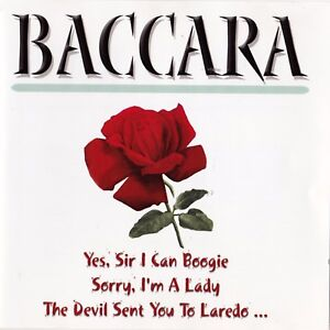 Baccara - Best Of - Super Rare Album Musik CD - Oval Office - QED Music 2002