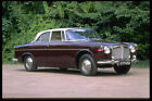354094 Rover P5 3 Ltr Coupe 1965 A4 Photo Print