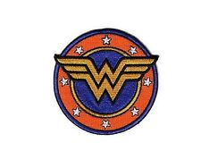 Wonder woman ecusson brodé logo wonder woman logo patch