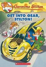 Geronimo Stilton #54: Get Into Gear, Stilton! by Geronimo Stilton (Paperback / s