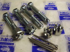 Mk1 Mk2 Escort RS Front Steering Arm Castle Nuts & Bolts 2.8 Capri Bilstein