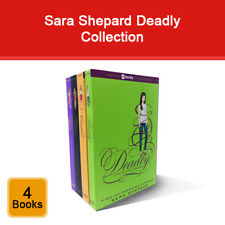 Sara Shepard Pretty Little Liars series 4 collection 4 books set pack NEW Deadly