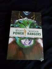 Lcsd Mighty Morphin Power Rangers Year One And Two Hardcover Deluxe Set sealed