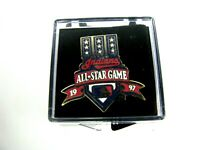 1997 MLB Cleveland Indians ALL STAR GAME PRESS PIN Baseball Vintage NIB