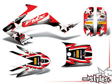 HONDA FMX 650 2005 2006 2007 Dekor FULL DECAL KIT supermotord graphics Aufkleber