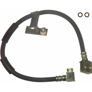 Brake Hydraulic Hose Front Right Wagner BH130315