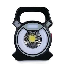 Portable COB LED Rechargeable Magnetic  Hand-held  Torch Work Light Lamp New