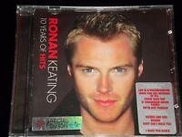 Ronan Keating - 10 Years of Hits - CD Album - 2004 - 17 Great Tracks