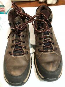 Men's Shoes- Clark's Size Uk 11 Colour Brown