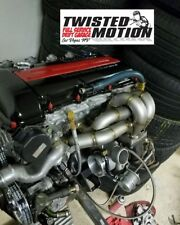 TWISTED MOTION SR20DET TURBO MANIFOLD UPGRADE S13 S14 240SX HIGH FLOW