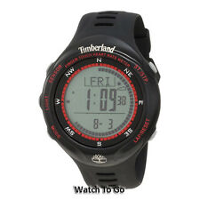 NEW TIMBERLAND WATCH for MEN * Heart Rate Meter/Digital/Light 13386JPBB/01 $269