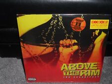 Above the Rim Soundtrack 2021 RSD LP Yellow & Orange Vinyl Brand New
