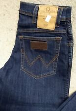 Wrangler Jeans Texas Intense Blue Stretch Tg.w32/l34