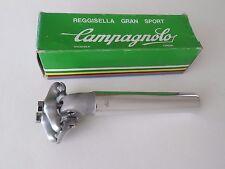 * Nos Vintage 1970 S Campagnolo Gran Sport Corto in Lega Reggisella 25.8mm*
