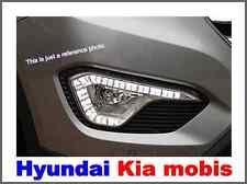 Genuine LED Fog Lamp Day Running Light LH for Hyundai SantaFE (2013~2015)