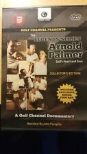 Arnold Palmer The Legends Series Golf's Heart and Soul Golf Channel Presents-DVD