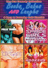 boobs, Babes & Belly Laughs: The Sex Com DVD