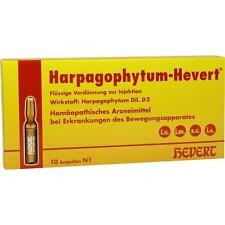 HARPAGOPHYTUM HEVERT Ampollas 10 st PZN2077544