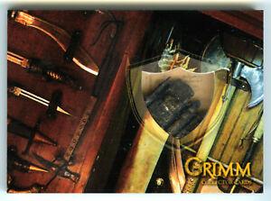 Breygent GRIMM Season 1 - GPR-6 Prop Card - Medieval Hammer Pick Head Piece