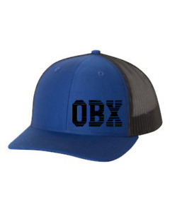 OBX Outer Banks, NC Snap-Back Hat Trucker Baseball Cap Classic *FREE SHIPPING*