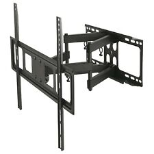 """Curved TV Wall Mount Bracket 37"""" - 70"""" up to 40kg Full Motion UK"""