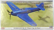 1:48 Scale Hurricane Mk.IIC 'King's Cup Air Race' Model Kit - Hasegawa #09967