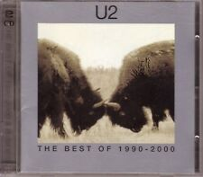 U2 Best of 1990-2000 NM 2002 Island Canada 2cd limited numbered #168293 remaster