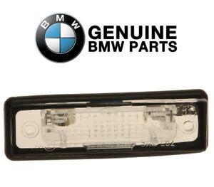 For BMW E23 E28 E30 318i 325es Registration License Plate Light Genuine