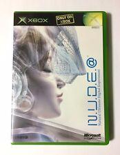 USED Xbox N.U.D.E.@ Natural Ultimate Digital Experiment JAPAN import Japanese