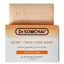 80 Grams Of Dr Somchai Acne + Skin Care Soap For Oily Skin Extra Gentle