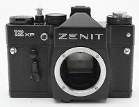 Zenit 12XP Gehäuse Body SLR Kamera analoge Spiegelreflexkamera