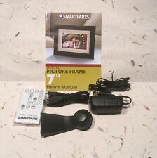 SMARTPARTS  New Open Box 7 inch Digital Photo Frame, Plays Music and Videos