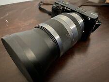 Sony A6000 Bundle w/ 18200 Lens