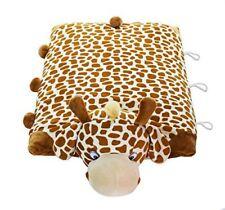 Kreativekraft Pillow Pet Giraffa 100% NATURALE cuscino in lattice-Cuscino pieghevole giocattolo