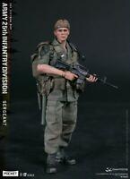 Damtoys 1/12 Pocket Elite SeriesArmy 25th Infantry Division Private Sergeant...