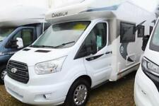 2 Axles Motorhomes 5 Sleeping Capacity